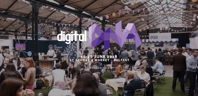 Win tickets to Digital DNA 2018 thanks to Seedrs